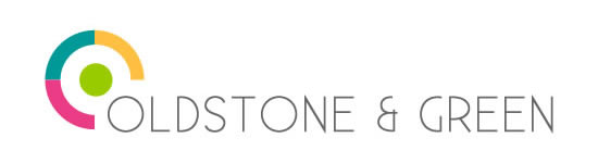 oldstone and green logo